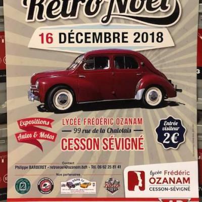 Rétro Noël Lycée Ozanam - Décembre 18