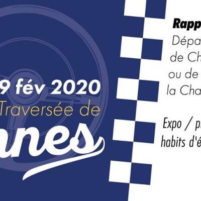 9ème Traversée de Rennes - Février 2020