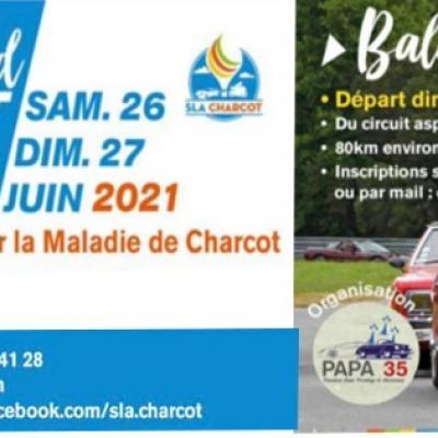 Balade SLA Cahrcot - Juin 2021