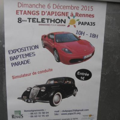 RDV Mensuel - Octobre 2015