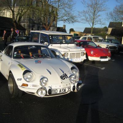 Rallye PAPA35