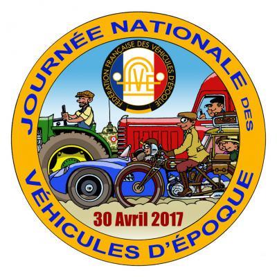 Journée Nationale du véhicule d'époque FFVE - Avril 2017