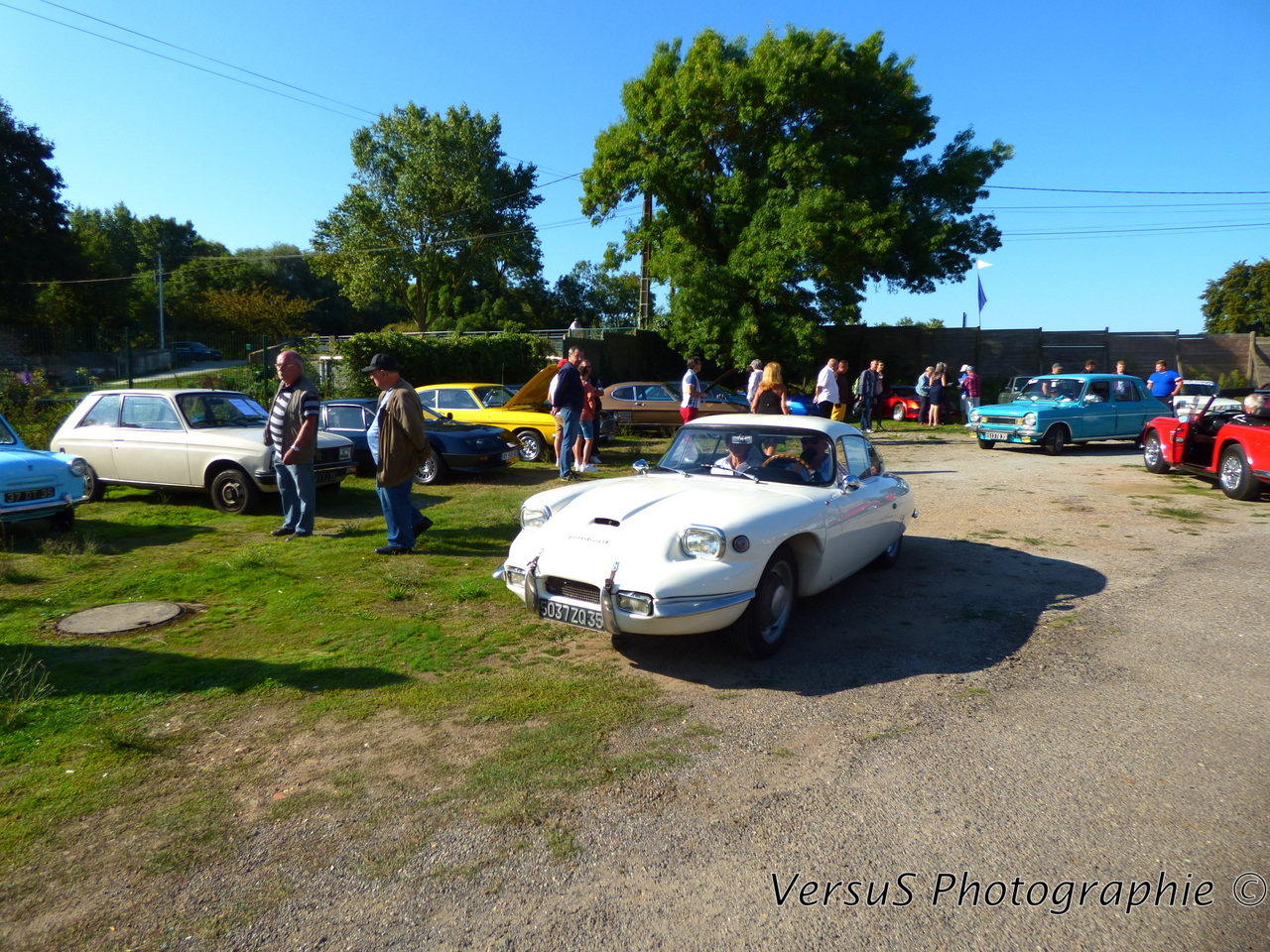 Panhard CD Rallye