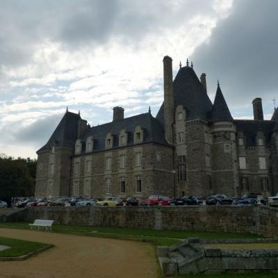 Balade chateau de Bel Air - Septembre 2020
