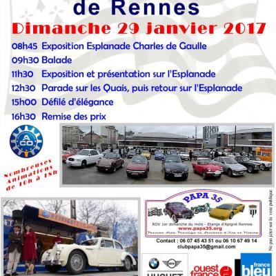 6ème Traversée de Rennes