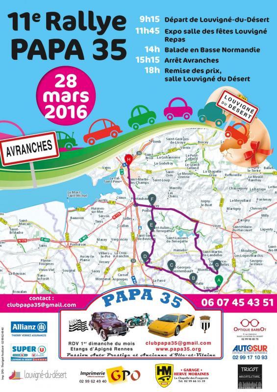 Affiche rallye 2016 v1