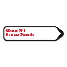 Depart parade